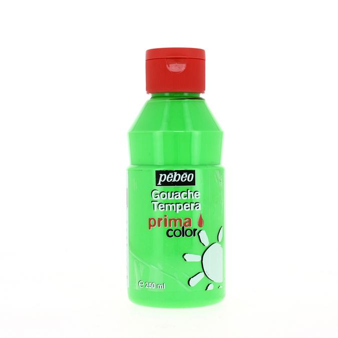 Gouache fluo Primacolor 250 ml Fluo jaune