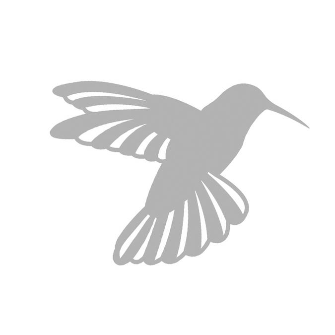 Dies colibri 7 x 7 cm Freedom