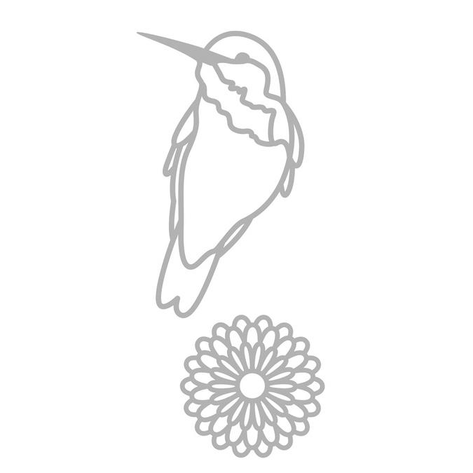 Dies oiseau 7 x 15 cm Freedom