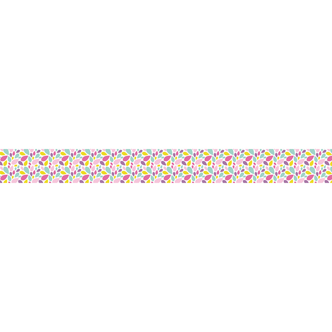 Masking Tape 10 m x 15 mm Feuillages
