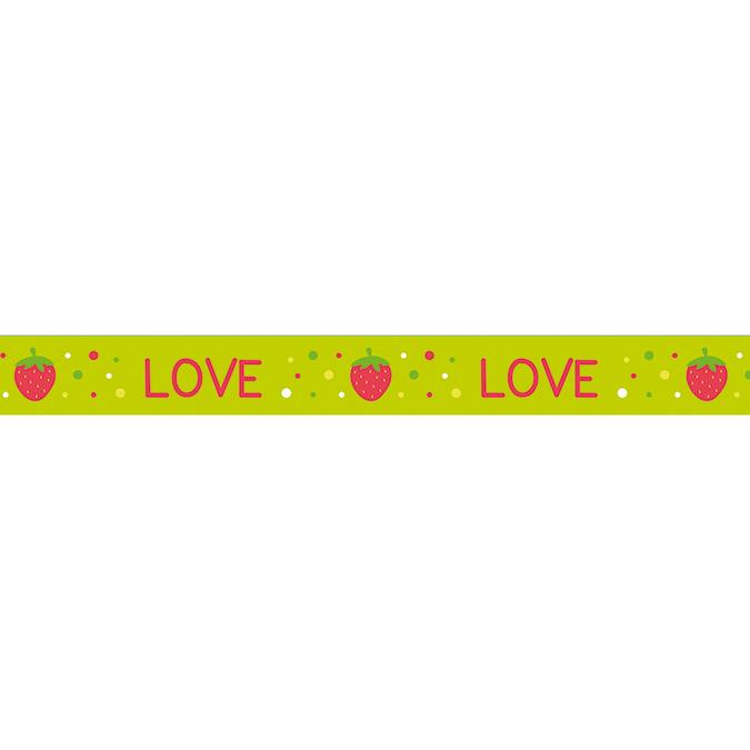 Masking Tape 10 m x 15 mm Love fraises