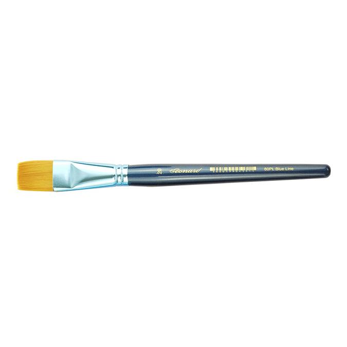 Brosse en fibre synthétique série Blue Line 80PL 10