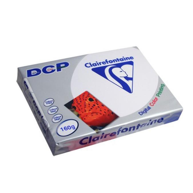 Ramette de papier blanc DCP A4 - 160 g/m² - 250 feuilles
