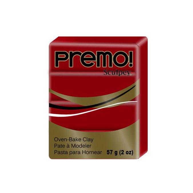 Pâte polymère Premo 57 g 5072 - Zinc Yellow