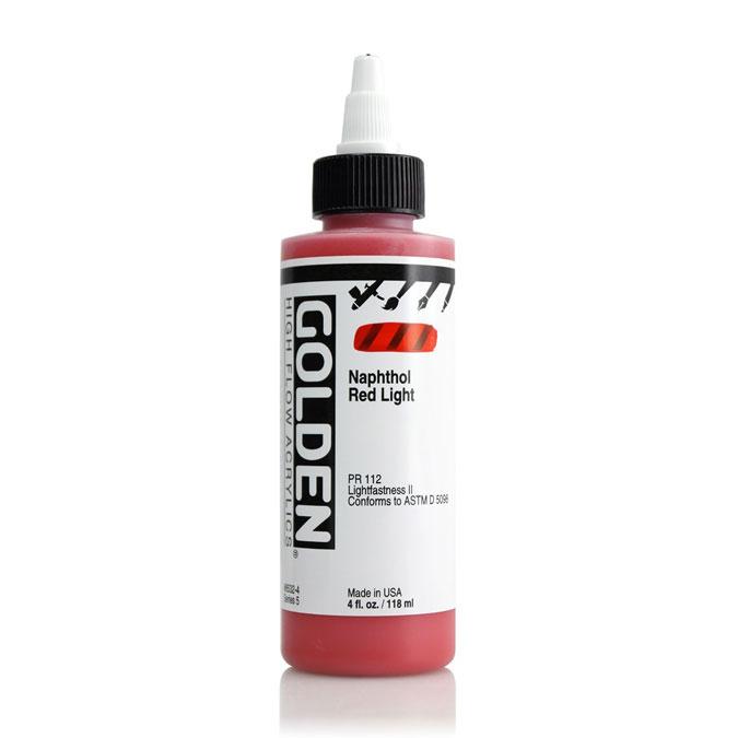 Peinture acrylique High Flow 119 ml 8549 - Blanc de titane