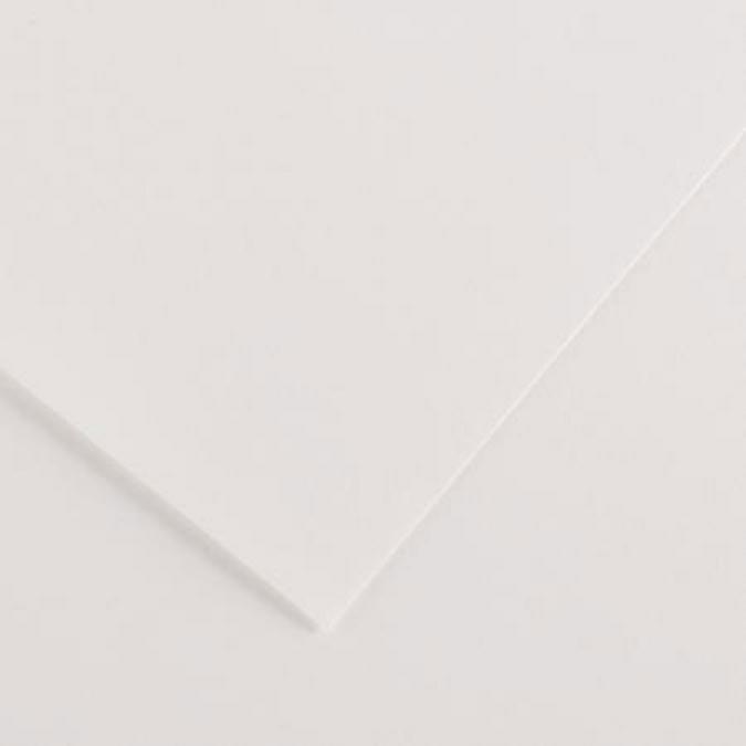 Papier Colorline blanc 150g/m² grain fin 50 x 65cm