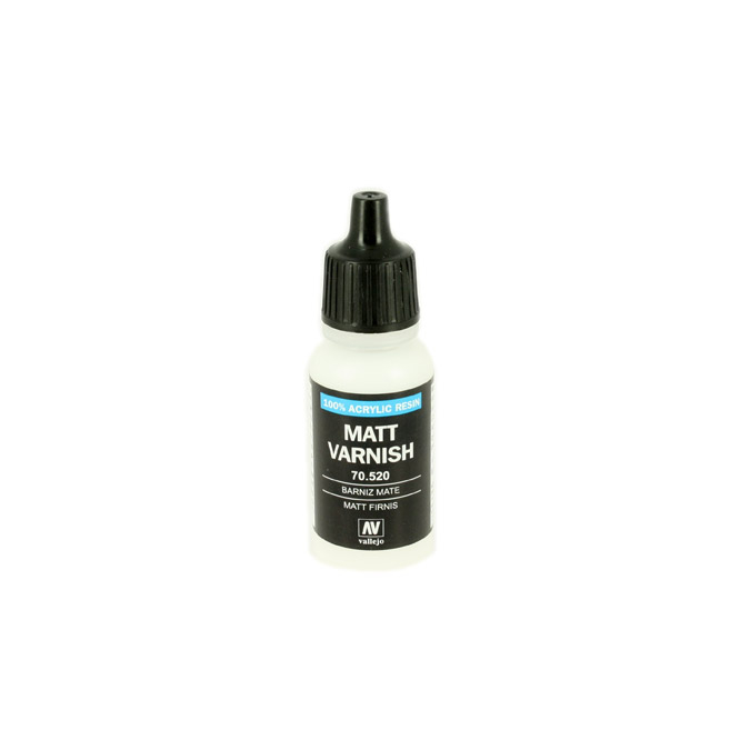 Vernis à maquette mat Model Color 17 ml