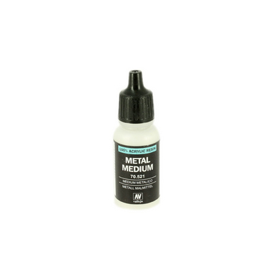 Apprêt métal pour maquette Model Color 17 ml