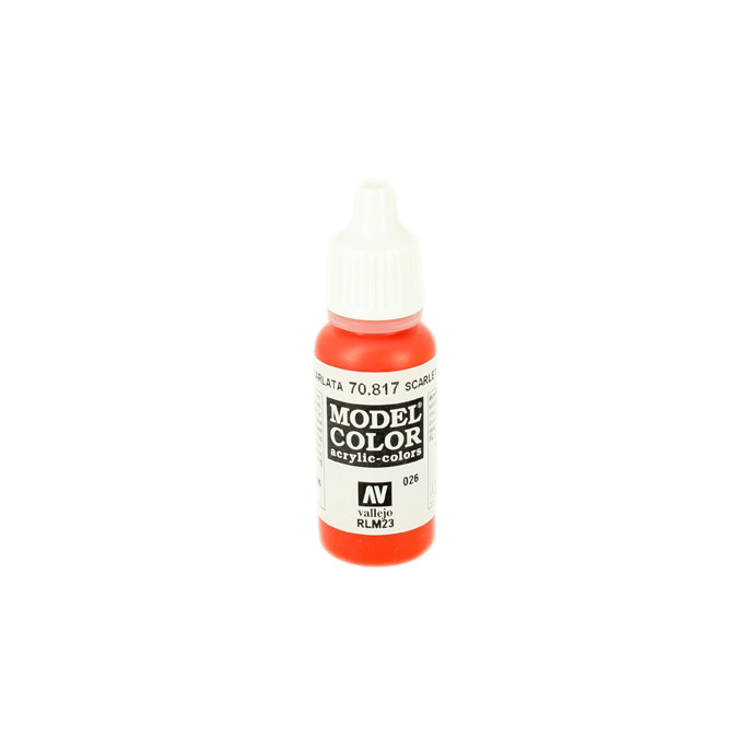 Peinture à maquette acrylique Model Color 17 ml 70.971 - Gris gris