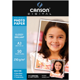 Papier photo brillant Performance A3 - 210 g/m² - 20 feuilles