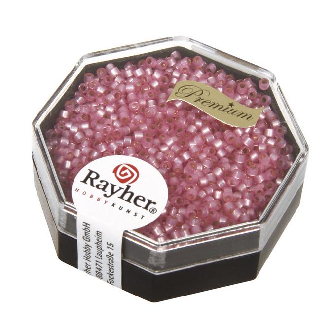 Perles de rocaille Miyuki Delicas éclat de perle 8 g