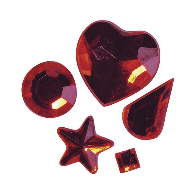 Pierres strass 3 à 12 mm Lilas