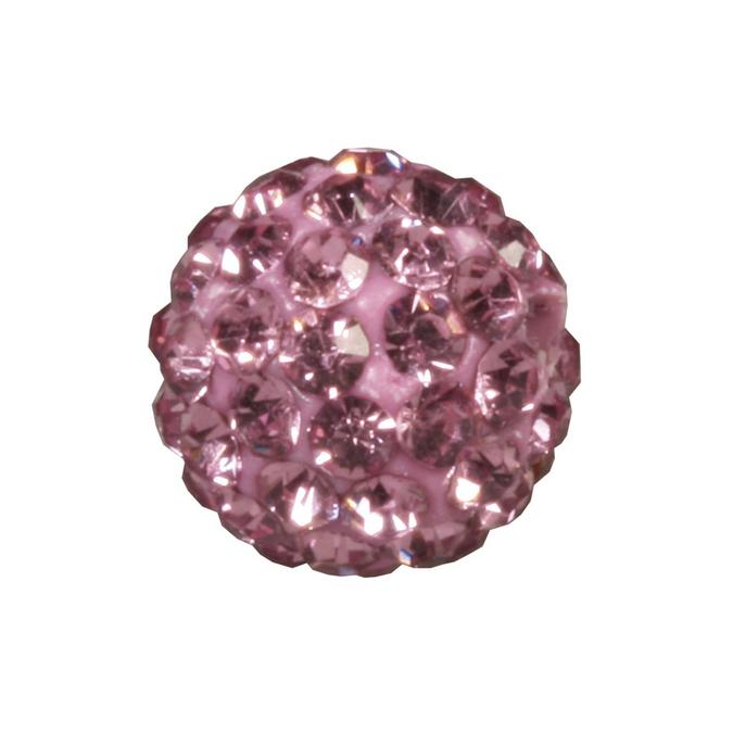 Perle Shamballa Ø 10 mm
