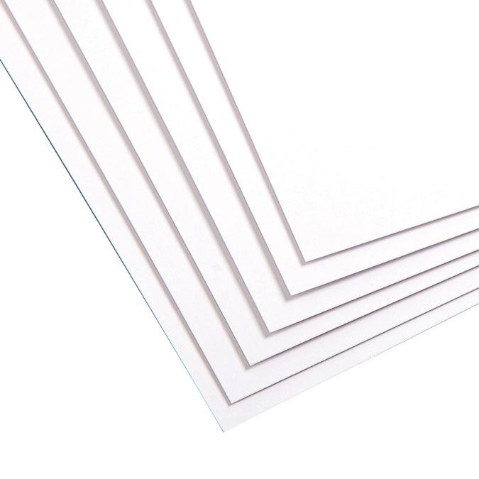 Papier à dessin A1 - 59,4 x 84,1 cm - 160 g/m² - 10 feuilles