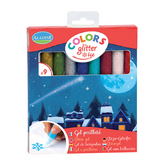 Gel pailleté Colors Glitter Ice - 9 pcs