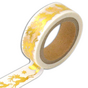 Masking Tape traineaux or 10 m
