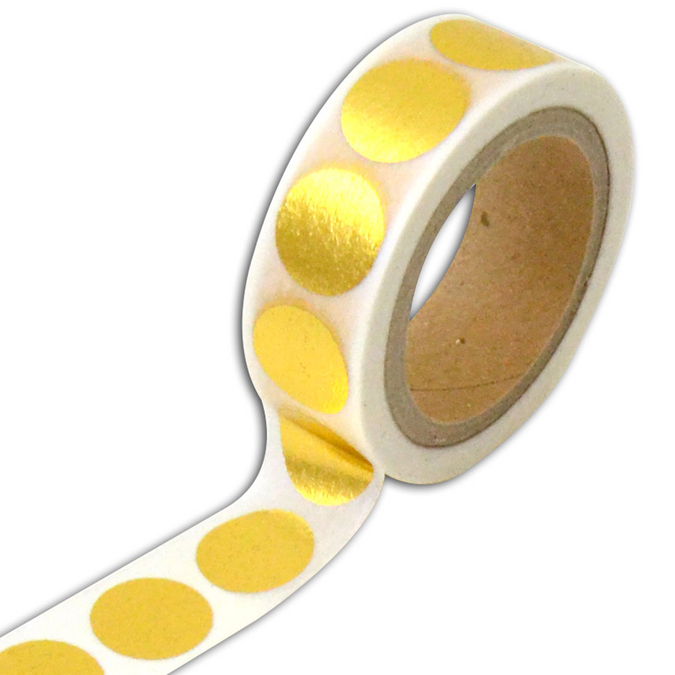 Masking Tape ronds or 10 m