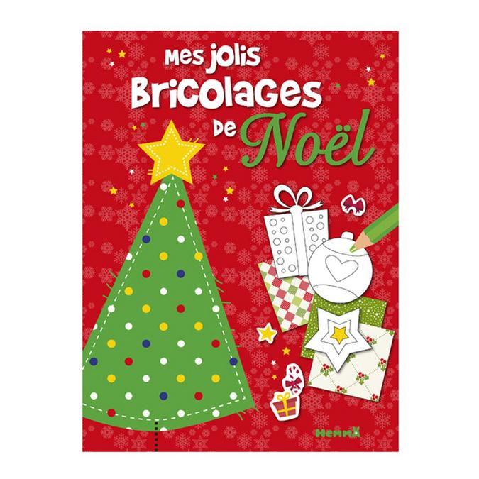 Livre - Mes jolis bricolages de Noël