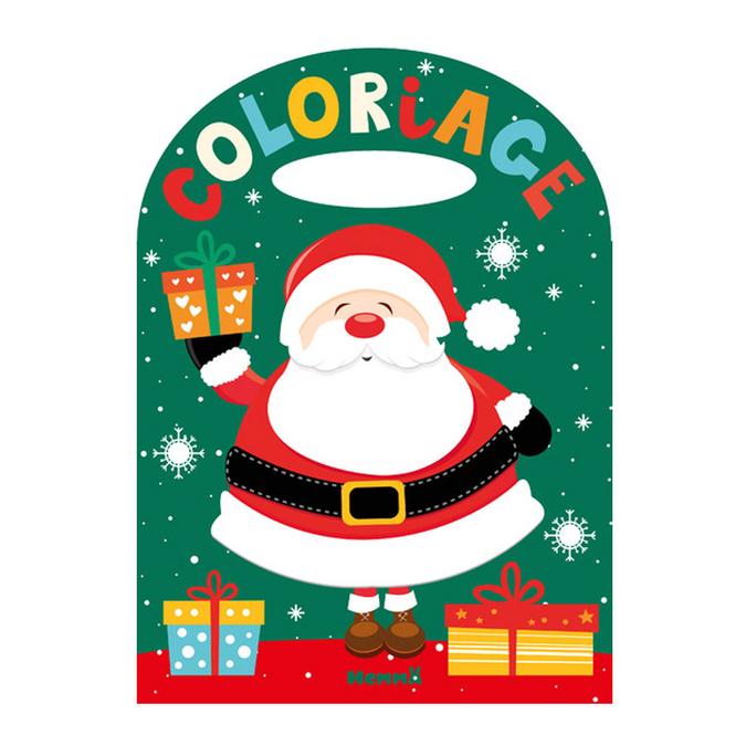 Livre - Coloriage Noël Magique