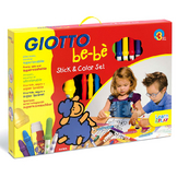 Coffret de coloriage be-bé - Stick & Color set