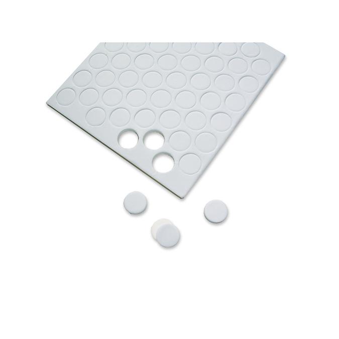 Pastilles autocollantes 3D 3 mm