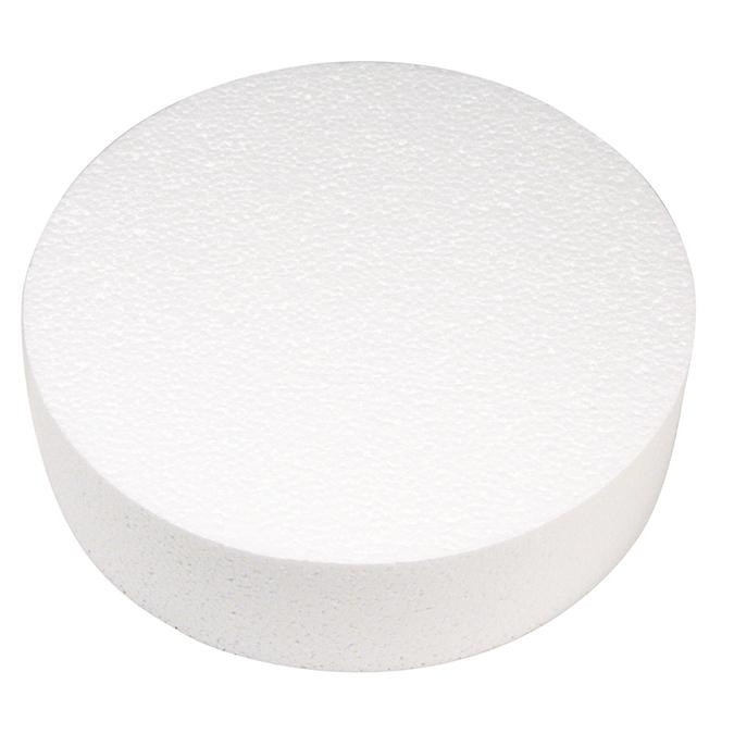 Disque en polystyrène 25 cm