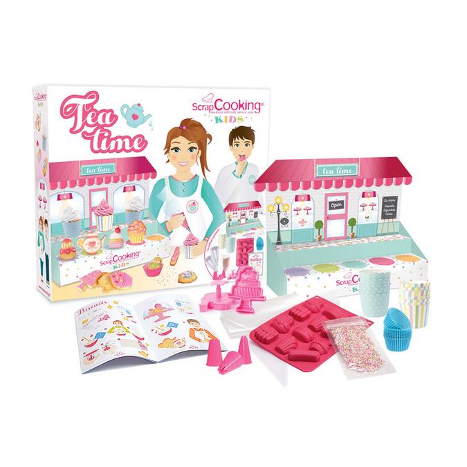Coffret atelier de cuisine - Tea Time