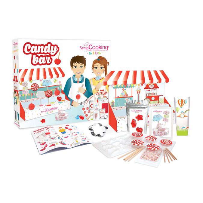 Coffret atelier de cuisine - Candy bar