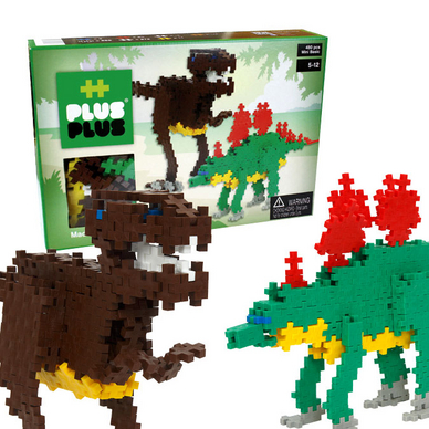 Jeu de construction Mini Basic - Coffret dinosaures - 480 pcs