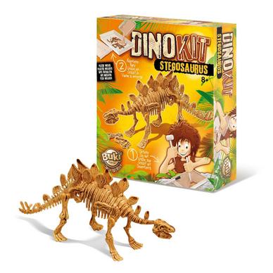 Jeu de paléontologie pour enfant - Dino Kit Stegosaurus