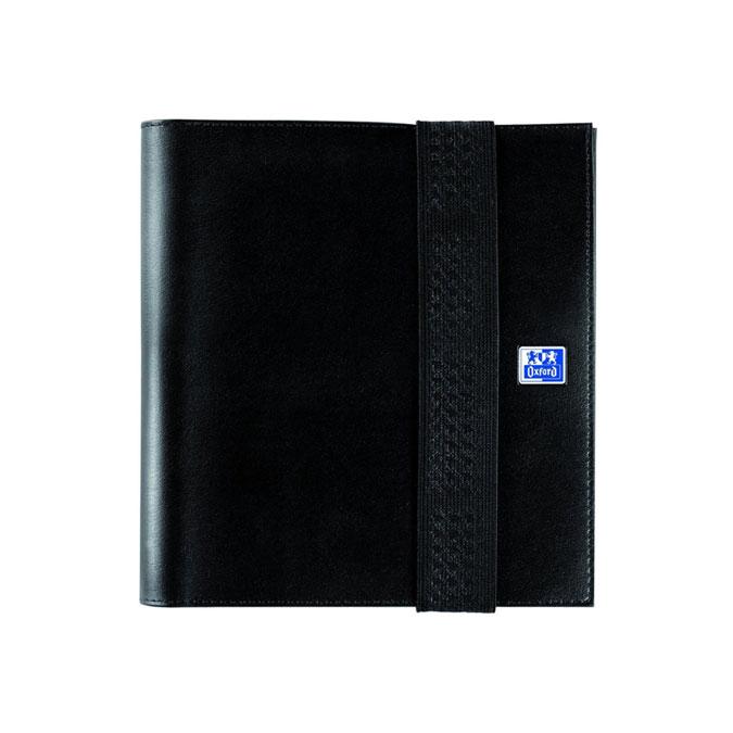 Agenda 2017 Compact Voyage noir- semainier - 12 x 15 cm