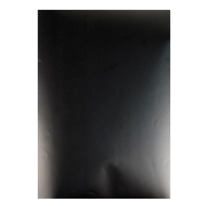 Feuilles ardoises adhésives noire A4 - 2 pcs