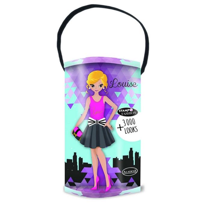 Tampon Stampo'Fashion thème City