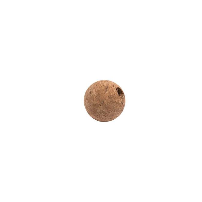 Boule de liège percée Ø 3 cm - par 5