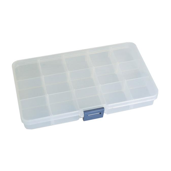 Boîte de rangement 17,7 x 10,2 x 2,3 cm