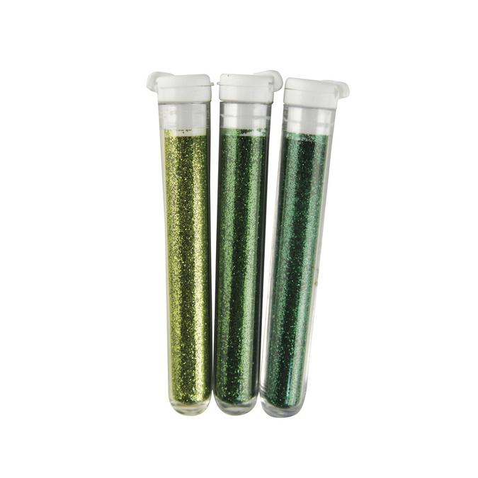 Poudre de paillettes fines My Style vert