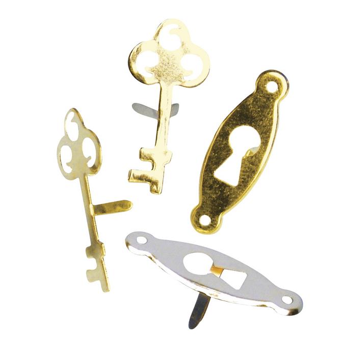 Attaches parisiennes serrures & clés