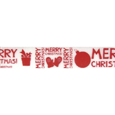 Masking Tape merry christmas