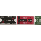 Masking Tape tickets