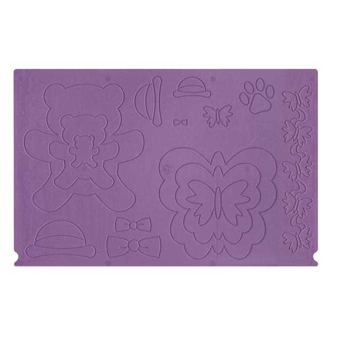 Plaque complémentaire pour Ultimate Pro : papillons, ours et étiquettes