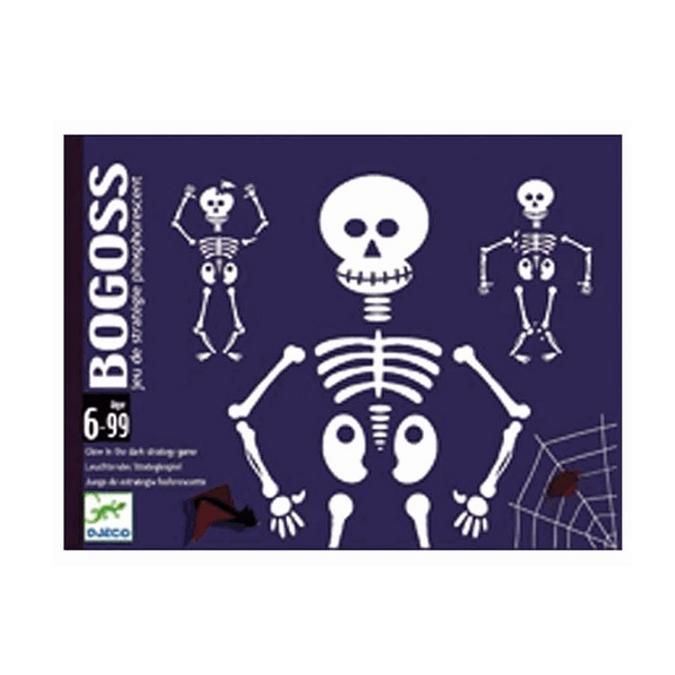 Jeux de cartes Bogoss phosphorescent