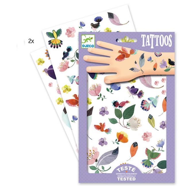 Tatouages envolée