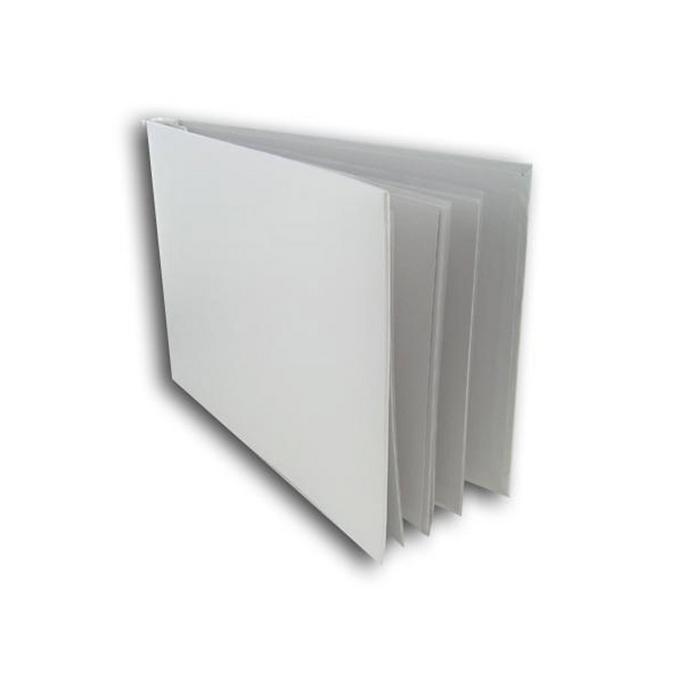 Album à vis blanc à customiser 35 x 23 cm