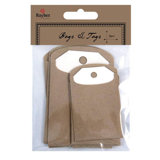 Tags with Bags #2