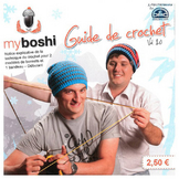 Guide de crochet Myboshi Vol 1.0