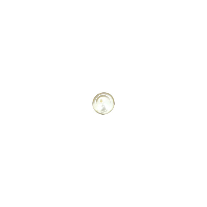 Perle ronde synthétique nacrée champagne - 10 mm