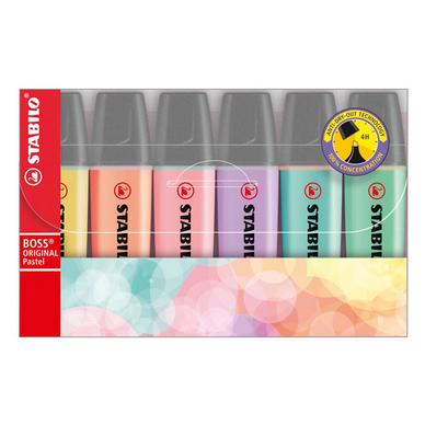 surligneur couleur pastel