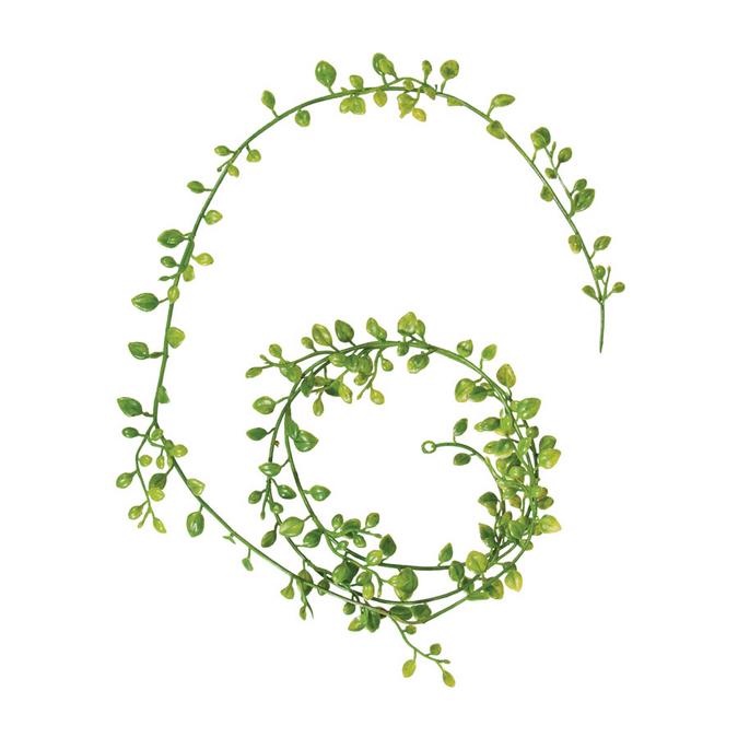 Guirlande de feuilles 125 cm