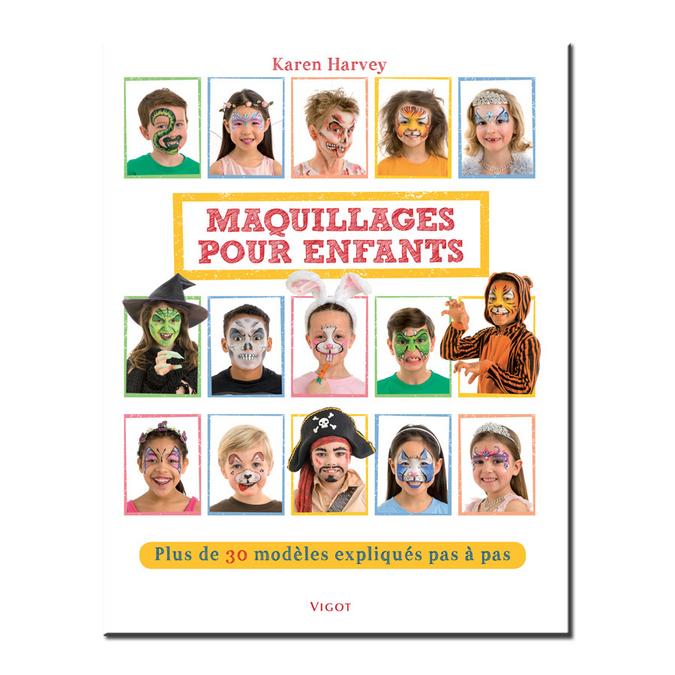 Livre Maquillages pour enfants