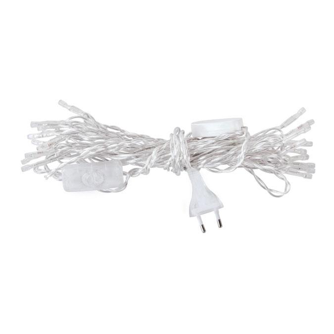 Guirlande lumineuse à LED 7,75 m - 20 Ampoules